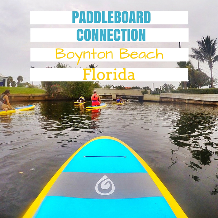 Paddleboard Connection
