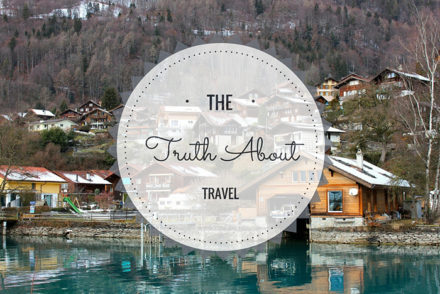 truth about travel