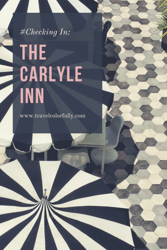 Check Into The Carlyle Inn near Beverly Hills, CA!