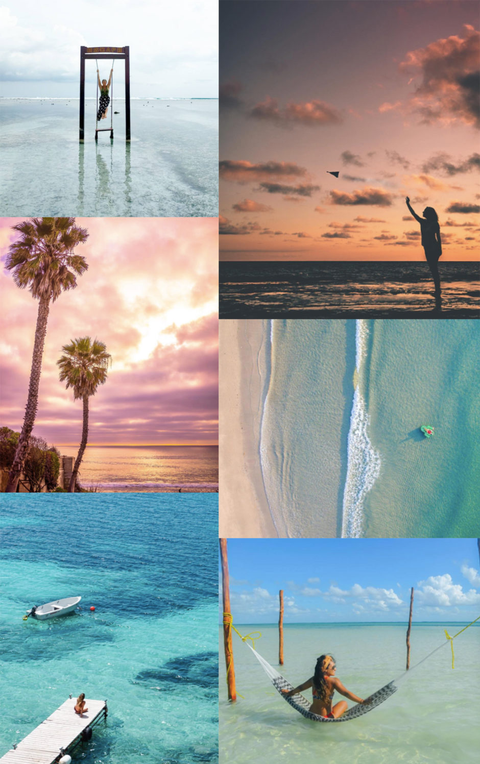 The Best Beachy Instagram Accounts