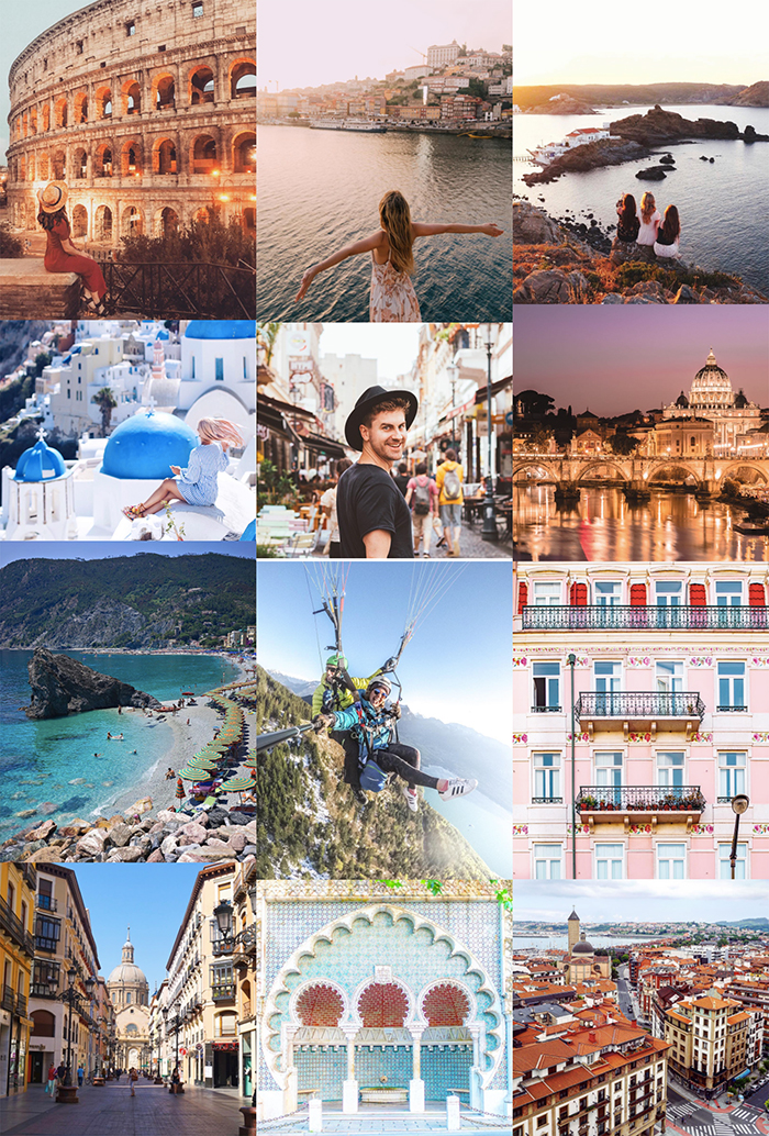Instagram Accounts That inspire You To Visit Europe