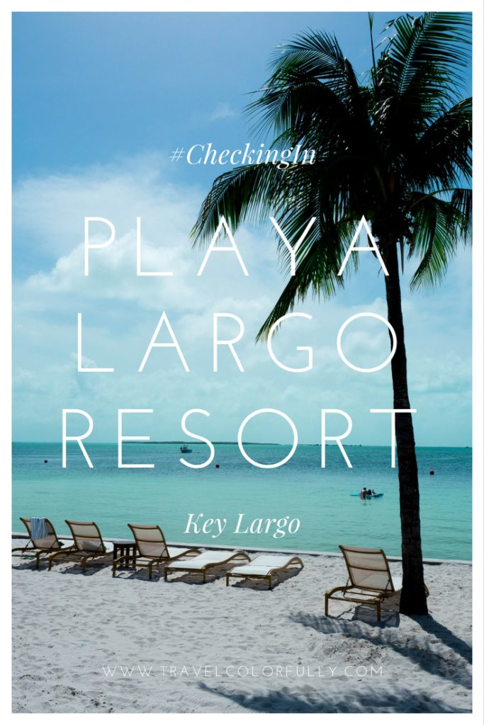 Check into Playa Largo Resort for a weekend trip from Miami!