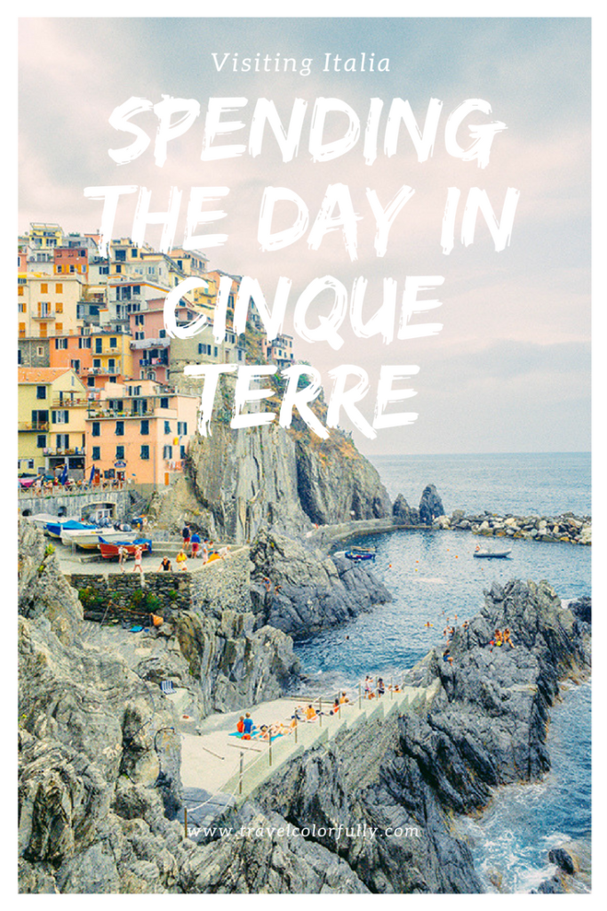 Spend the day exploring Cinque Terre!