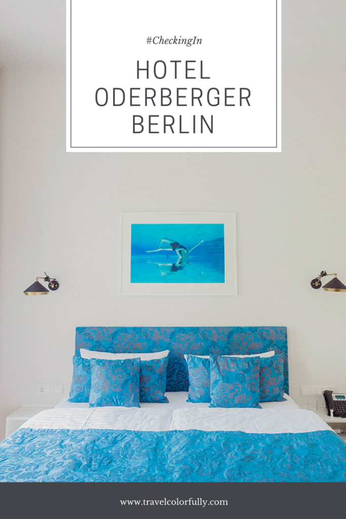 Check into Hotel Oderberger Berlin and explore Berlin from the perfect location!
