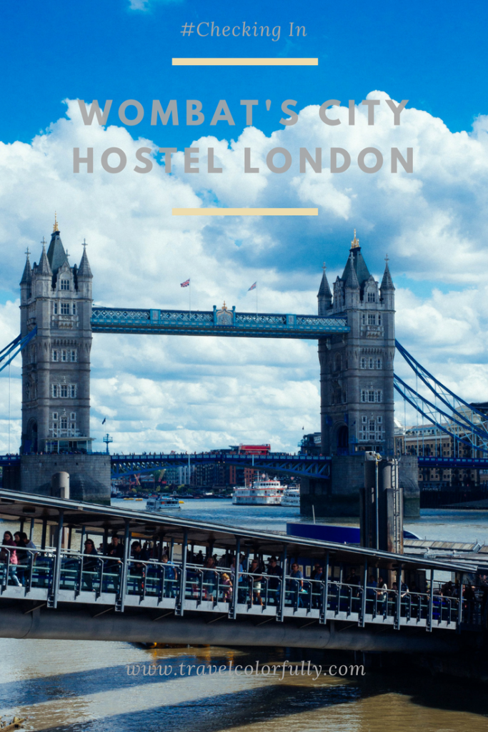 Check into Wombat's City Hostel London for clean, modern accommodations in an awesome location!