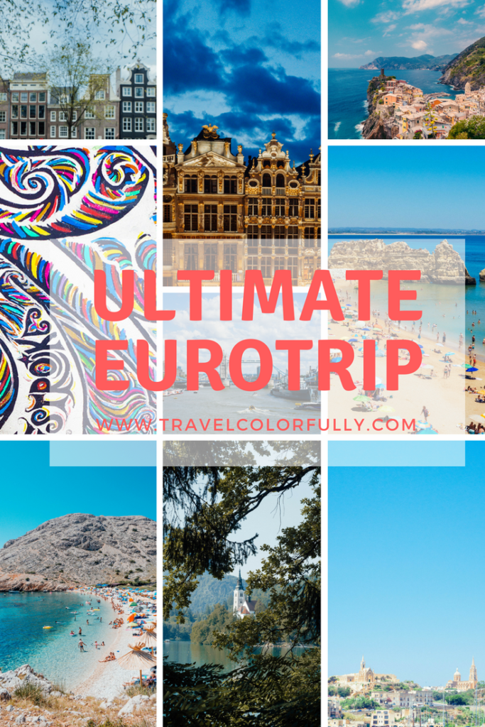 The Ultimate Eurotrip!