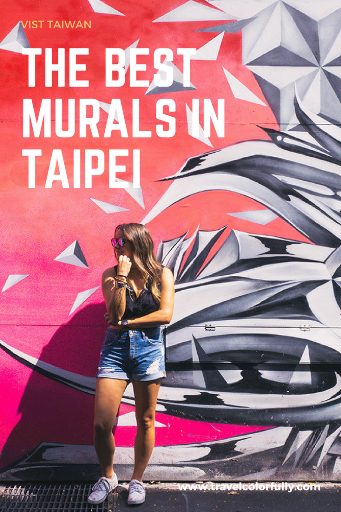 The best murals and street art in Taipei, Taiwan