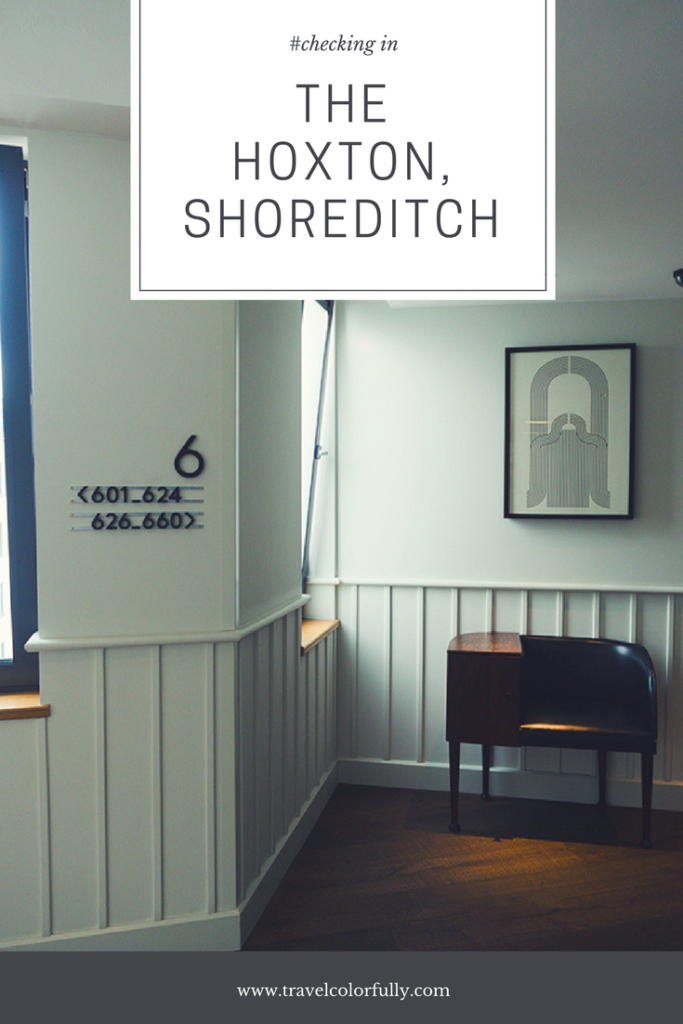 Check into The Hoxton, Shoreditch the next time you're exploring London!