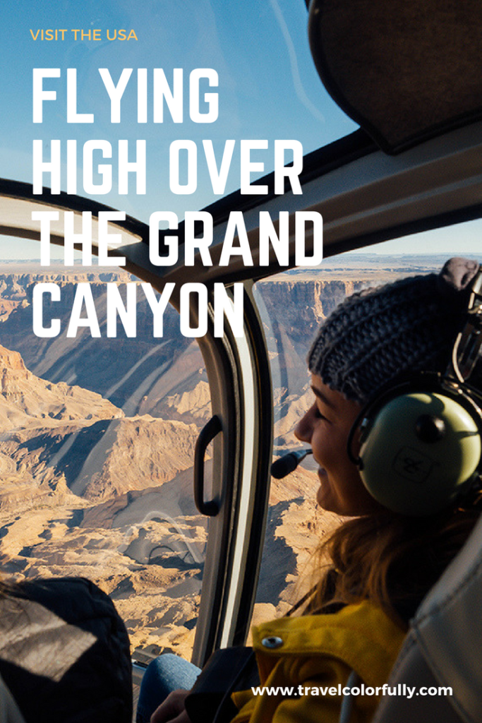 Fly high over the Grand Canyon with a helicopter ride!