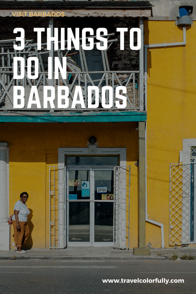 Three things to do in Barbados