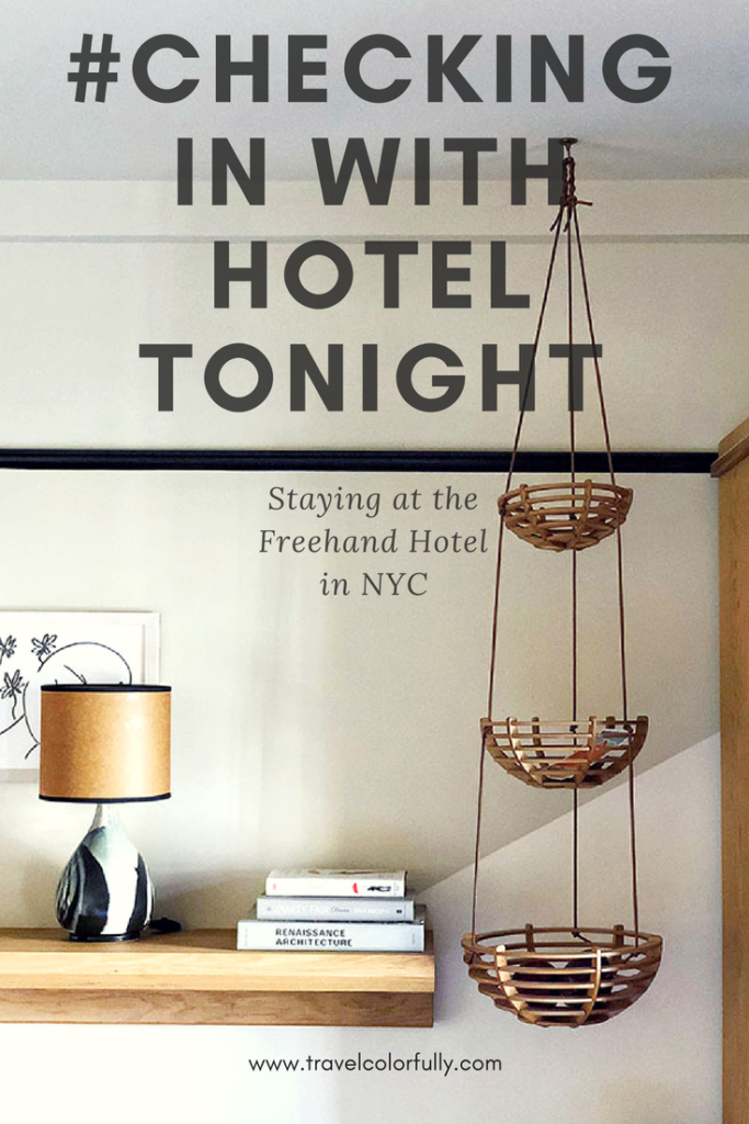 Check into the Freehand in New York City with Hotel Tonight!