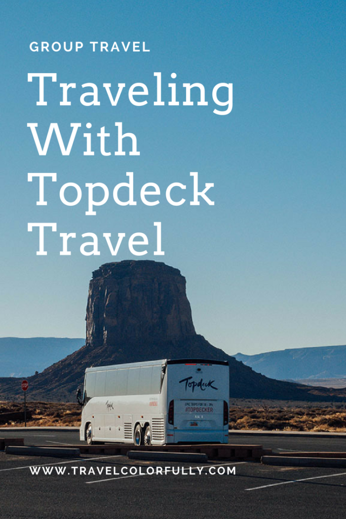 Travel around the world with topdeck travel!