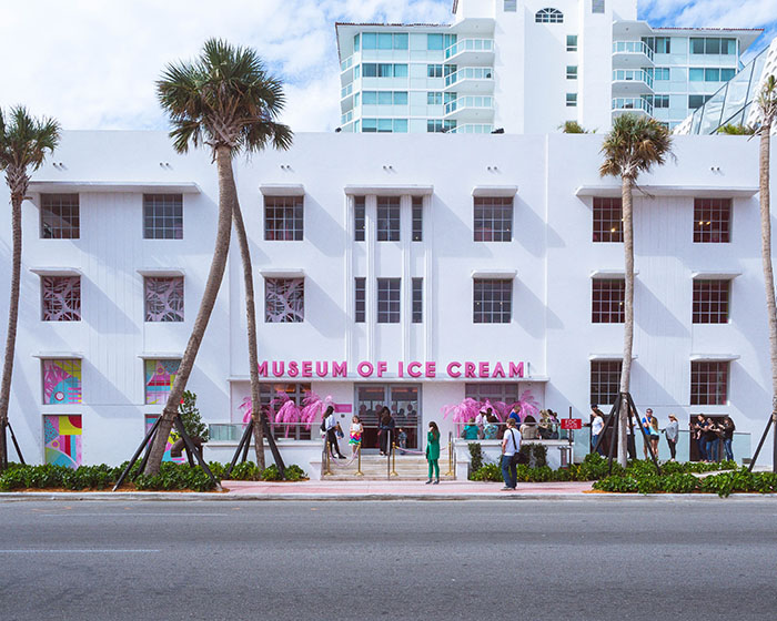 MUSEUM OF ICE CREAM MIAMI