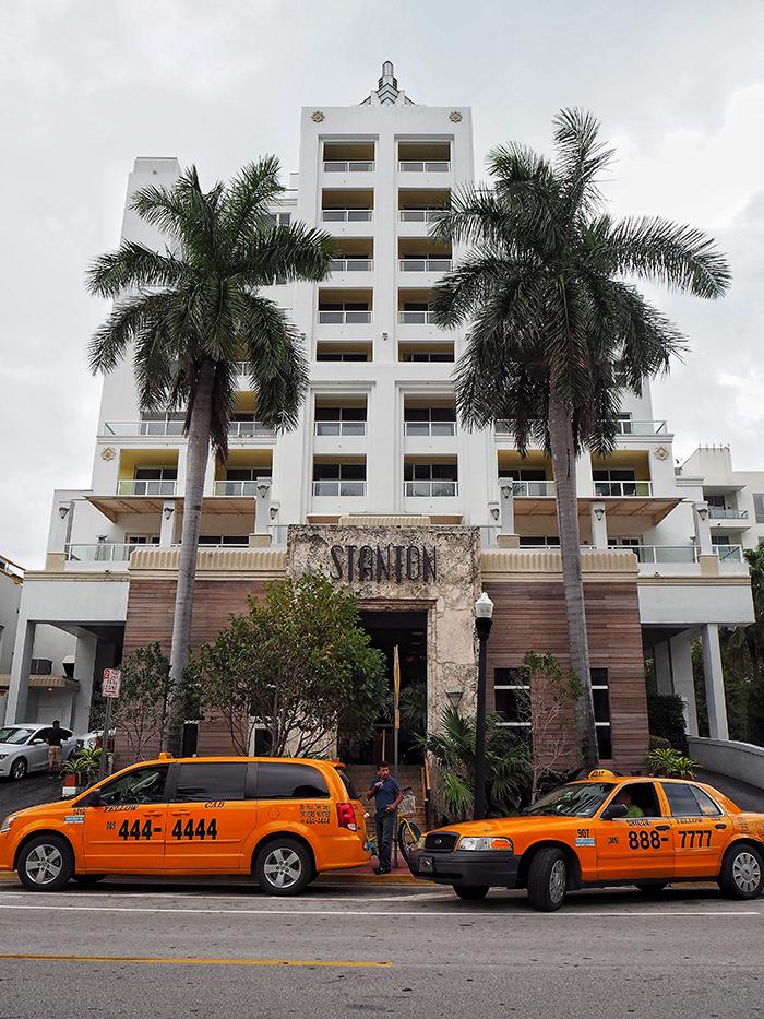 Miami Beach Marriott Stanton South Beach